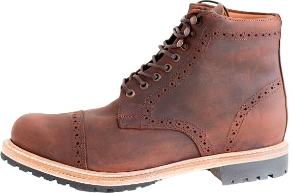 fairfax boot right