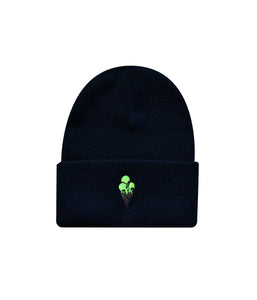 Alien Ice Cream Beanie