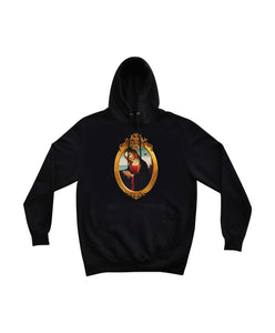 Madonna of the UFO Hoodie (Black)