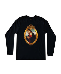 Madonna of the UFO Long Sleeve (Black)