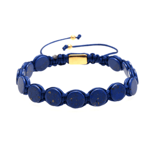 Geo Sphere Lace Up Bracelets - More Colours Available