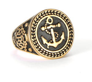 Anchor Rings - More Styles Available