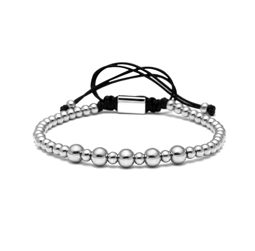 Micro Steel Beads Bracelets - More Styles Available