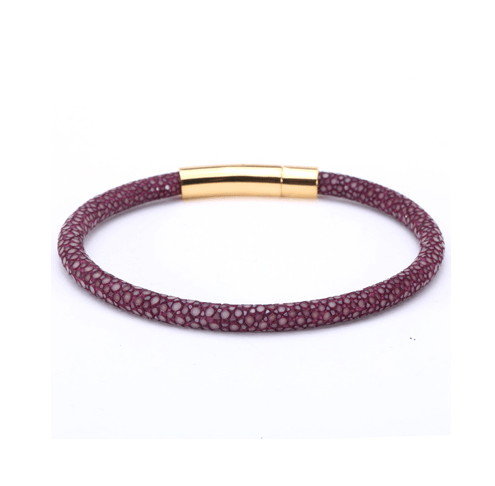Leather Rope Stingray Bracelets - More Colours Available