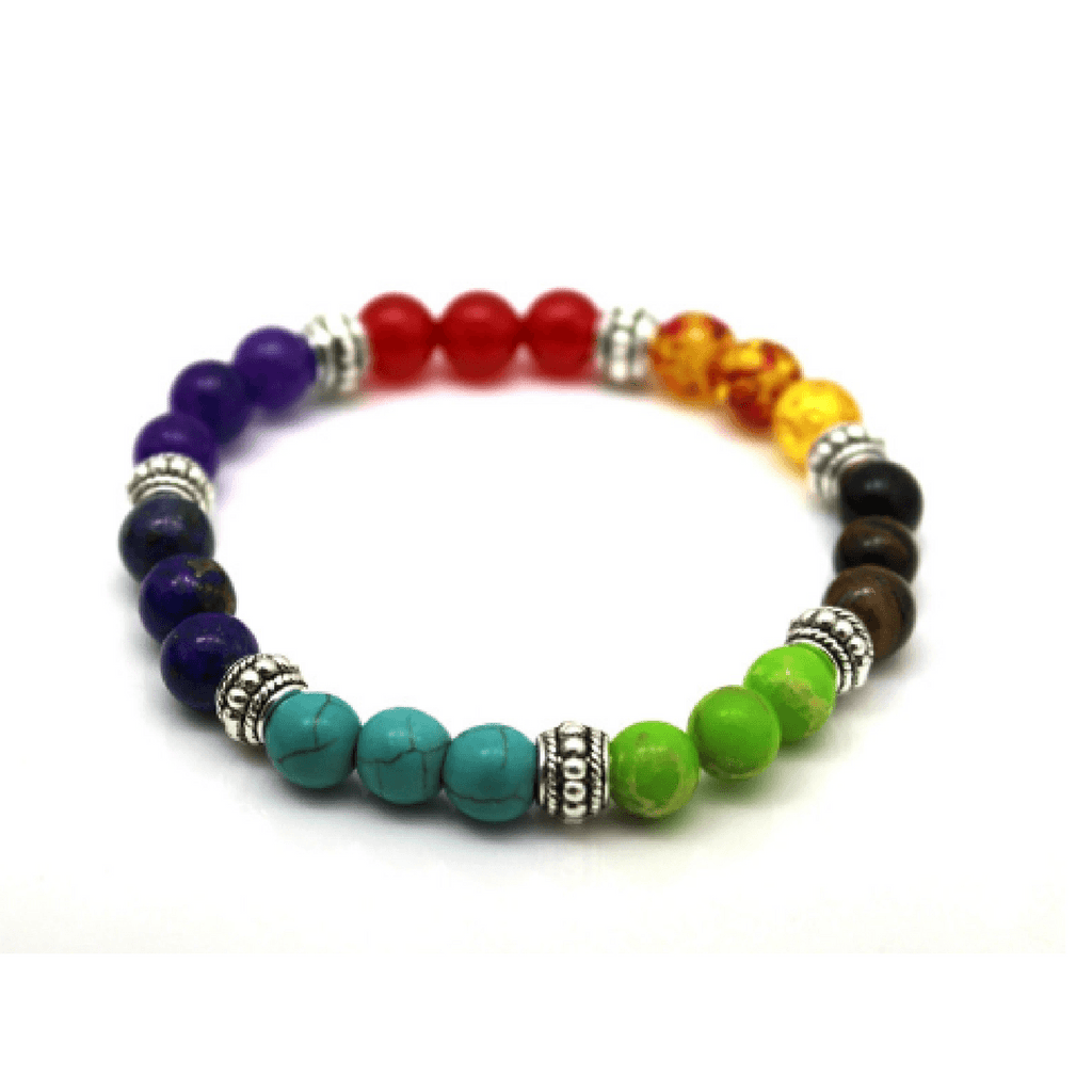 Sediment Stone and Lava Bracelets - More Styles Available