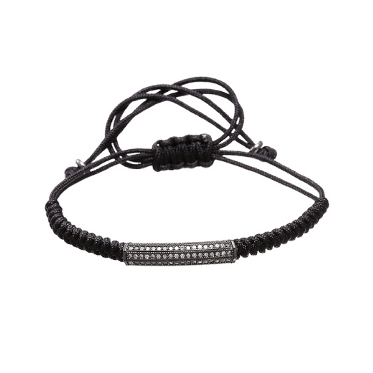 Braided Macrame Lace Up Bracelets - More Styles Available