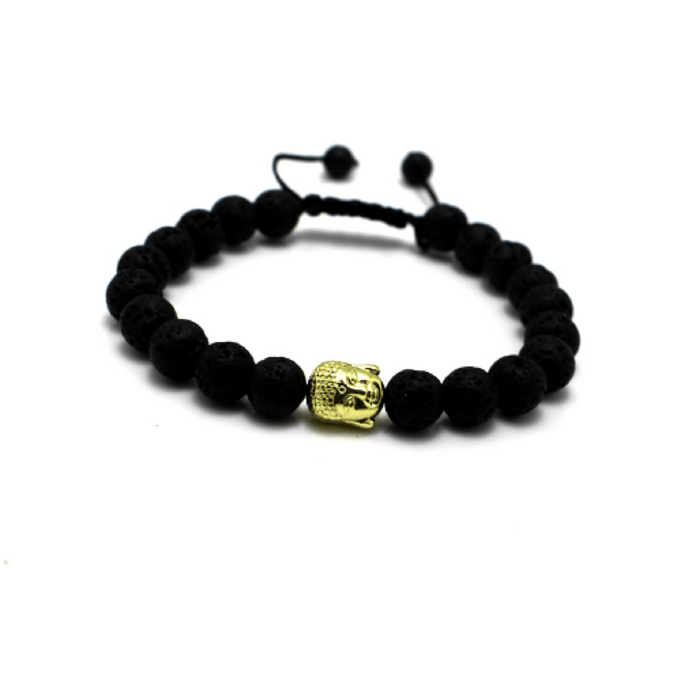 Buddha Head Lace Up Bracelets  - More Colours Available