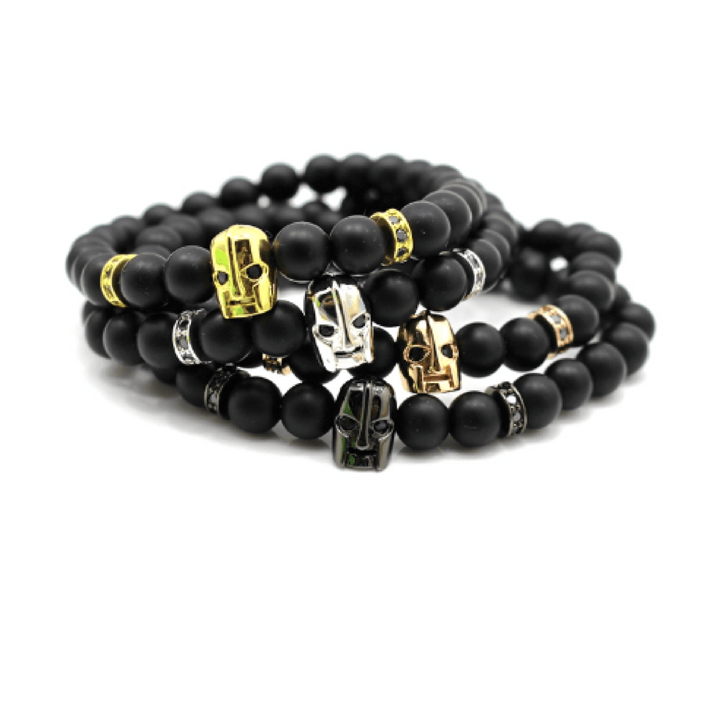 Helmet Bracelets - More Colours Available