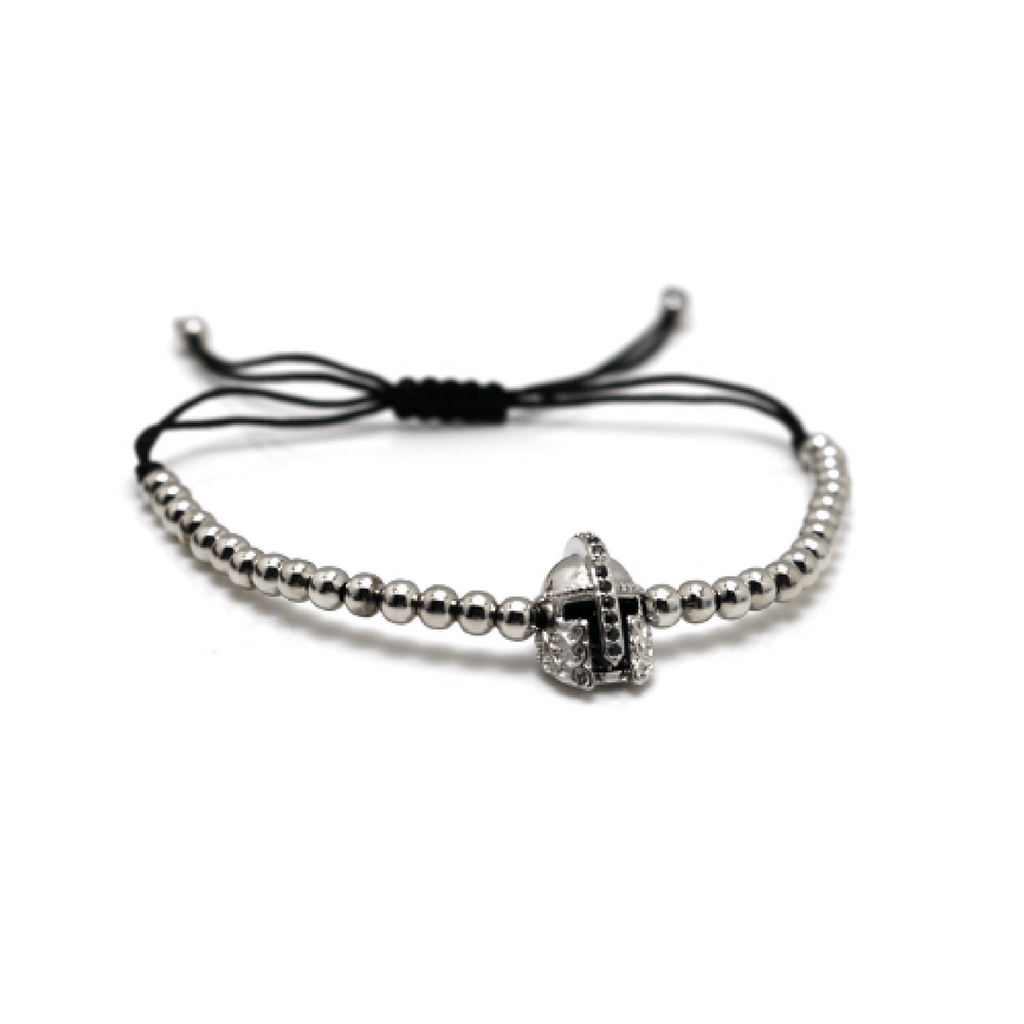 Helmet Lace Up Bracelets - More Styles Available