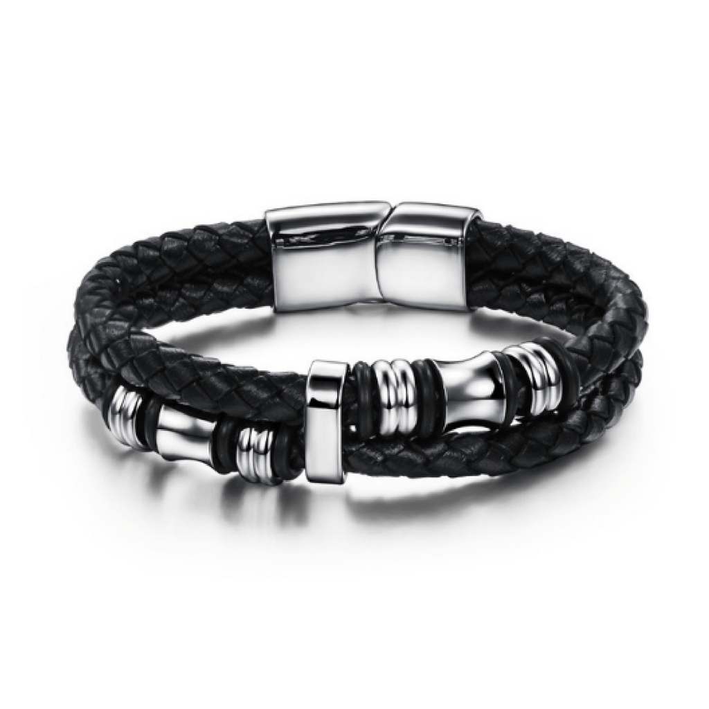 Honour Leather Bracelet - More Colours Available
