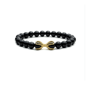 Onyx Double Claw Bracelets - More Styles Available