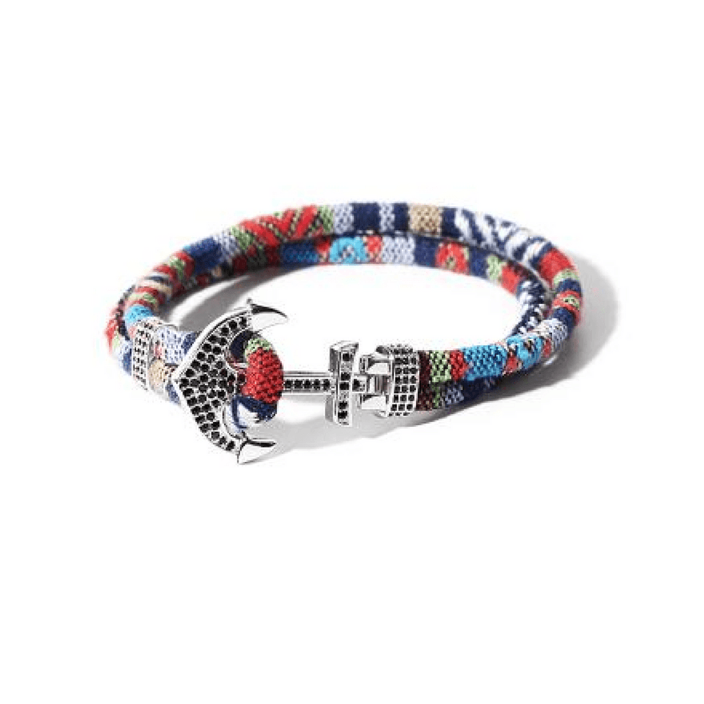 Sailing Line Anchor Bracelets - More Styles Available