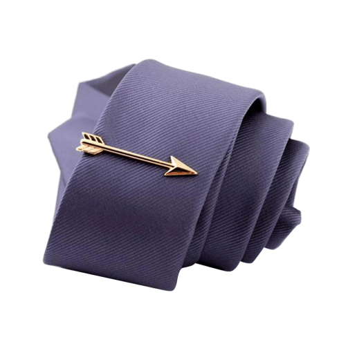 Arrow Tie Clips - Gold/ Silver - GuysDrawer.com - 2