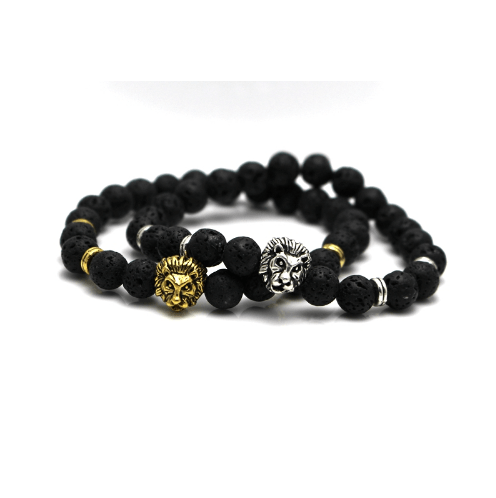 King of the Jungle Bracelets - More Styles Available - GuysDrawer.com - 2