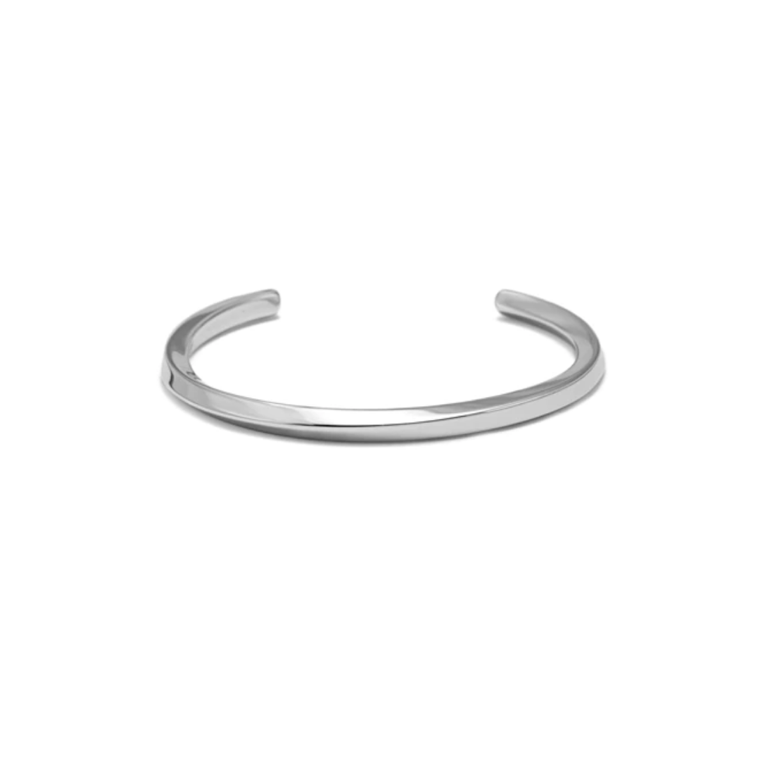 Minimalist Titanium Bangle