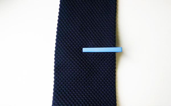 Solid Colour Tie Bars - Many Colours Available - GuysDrawer.com - 10