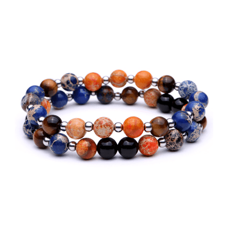Agate Stone Double Sets - More Styles Available
