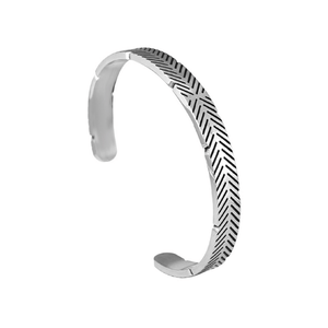 Titanium Street Urban Bangle