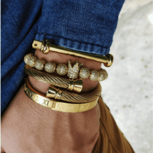 Pillar Twist Bracelets - More Styles Available