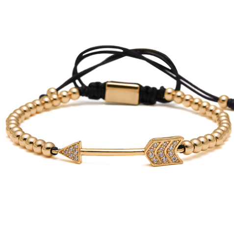 Lace Up Arrow Bracelet - More Styles Available
