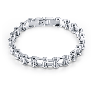Bike Chain Bracelets - More Styles Available - GuysDrawer.com - 1