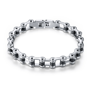 Bike Chain Bracelets - More Styles Available - GuysDrawer.com - 2