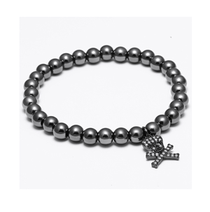 Haematite Pirate Bracelets - More Styles Available