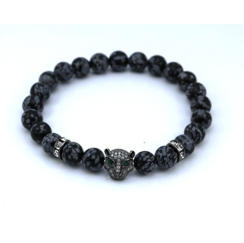 Black Panther Bracelets - More Styles Available - GuysDrawer.com - 3