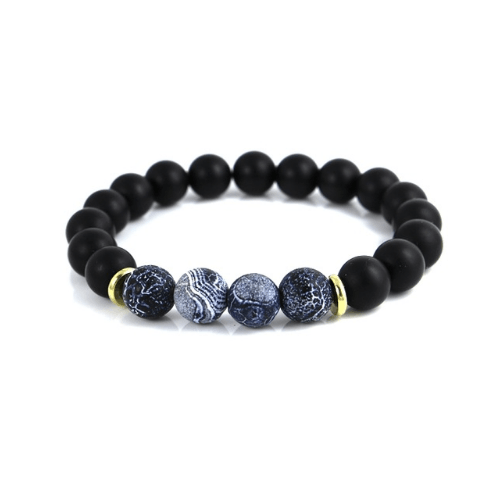 Earth and Lava Bracelets - More Styles Available - GuysDrawer.com - 3