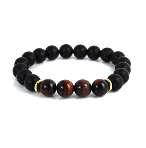 Earth and Lava Bracelets - More Styles Available - GuysDrawer.com - 4