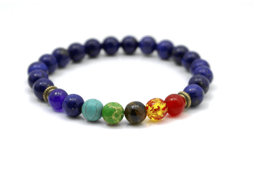 Sediment Stone and Lava Bracelets - More Styles Available - GuysDrawer.com - 4