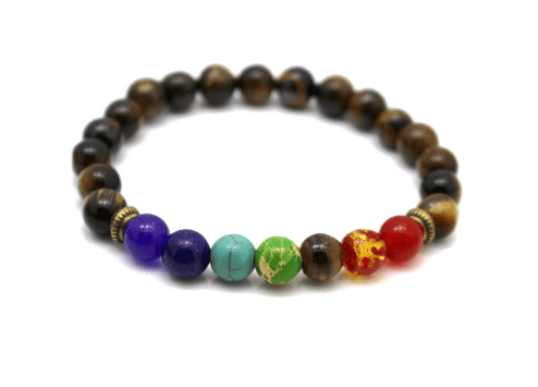 Sediment Stone and Lava Bracelets - More Styles Available - GuysDrawer.com - 2