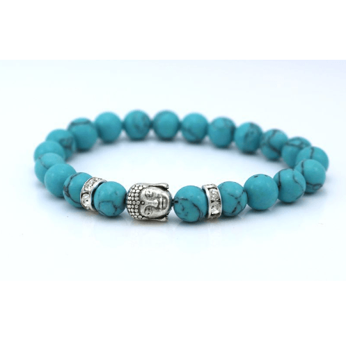 Buddha Head Bracelets - More Styles Available - GuysDrawer.com - 1