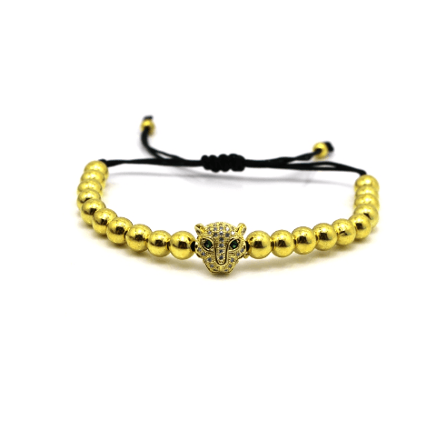 Black Panther Macrame Bracelets - More Styles Available - GuysDrawer.com - 4