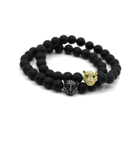 Black Panther Bracelets - More Styles Available - GuysDrawer.com - 1