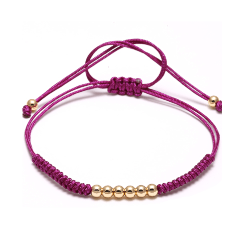 Braided Macrame Bracelets - More Colours Available