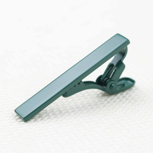 Solid Colour Tie Bars - Many Colours Available - GuysDrawer.com - 2