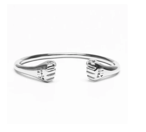 Silver Infinity Stack