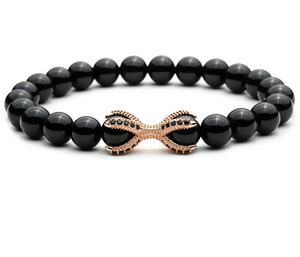 Onyx Double Claw Bracelets - More Styles Available - GuysDrawer.com - 3
