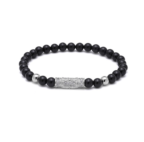 Onyx Beads Far East Bracelet - More Colours Available