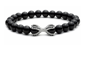 Onyx Double Claw Bracelets - More Styles Available - GuysDrawer.com - 4