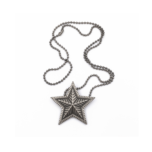 Titanium Star Necklace