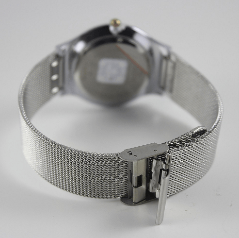 Ultra Thin Stainless Steel Silver Watches - More Styles Available