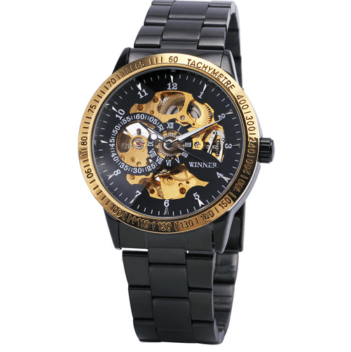 Mariner Skeletal Watches - More Styles Available