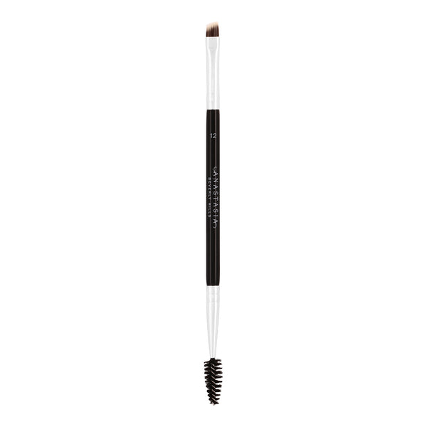 Anastasia Beverly Hills | #12 Large Synthetic Duo Brow Brush