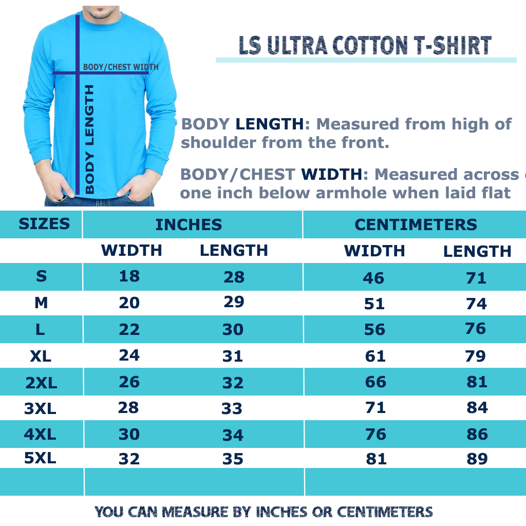 LS Ultra Cotton T-Shirt