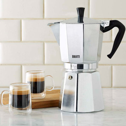 Bleu Coffee Bialetti