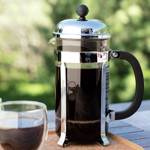 Bleu Coffee French Press