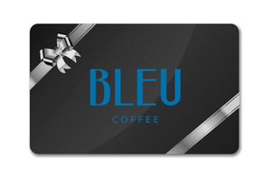 Bleu Coffee Online eGift Card