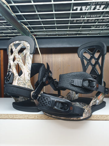 UNION Contact Pro 2019 model Medium or Large CAMO